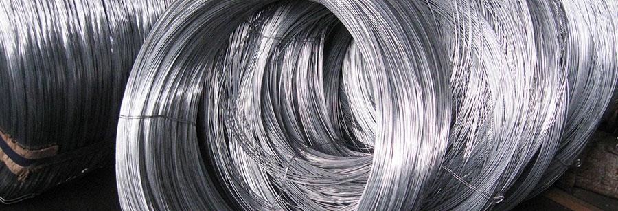 Проволока низкоуглеродистая общего назначения термически обработанная оцинкованная