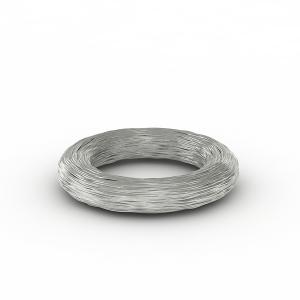 Проволока низкоуглеродистая качественная марки КО (оцинкованная) 792-67 д.0,5 мм