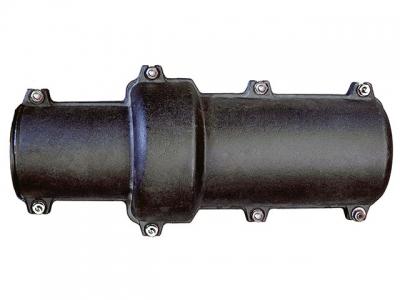 Муфта МЧЗ (две чугунные половинки с комплектом болтов и гаек)